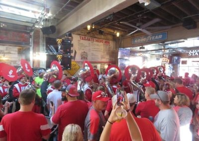 game-day-badger-band